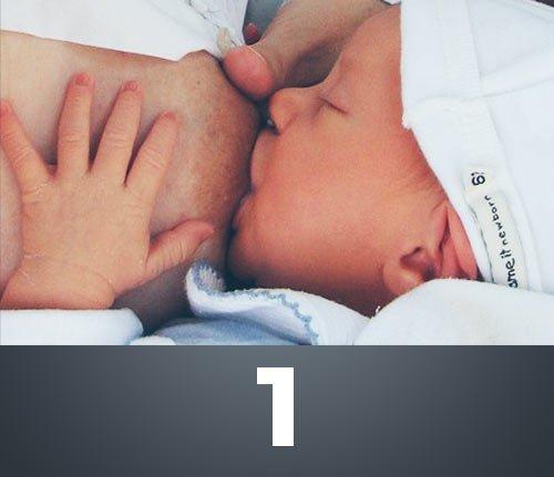 Wild World Mama - Breastfeeding: Latch