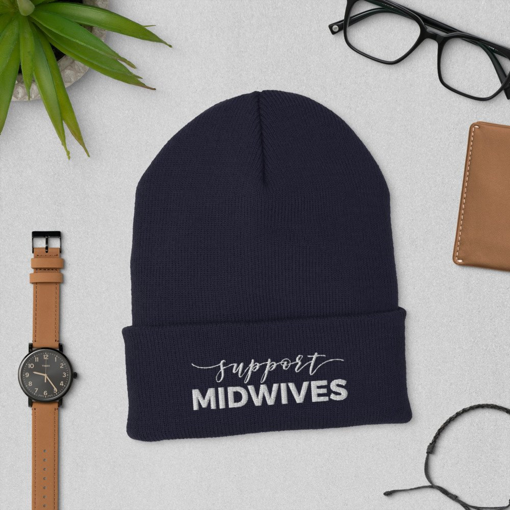 Wild World Mama Support Midwives Hat