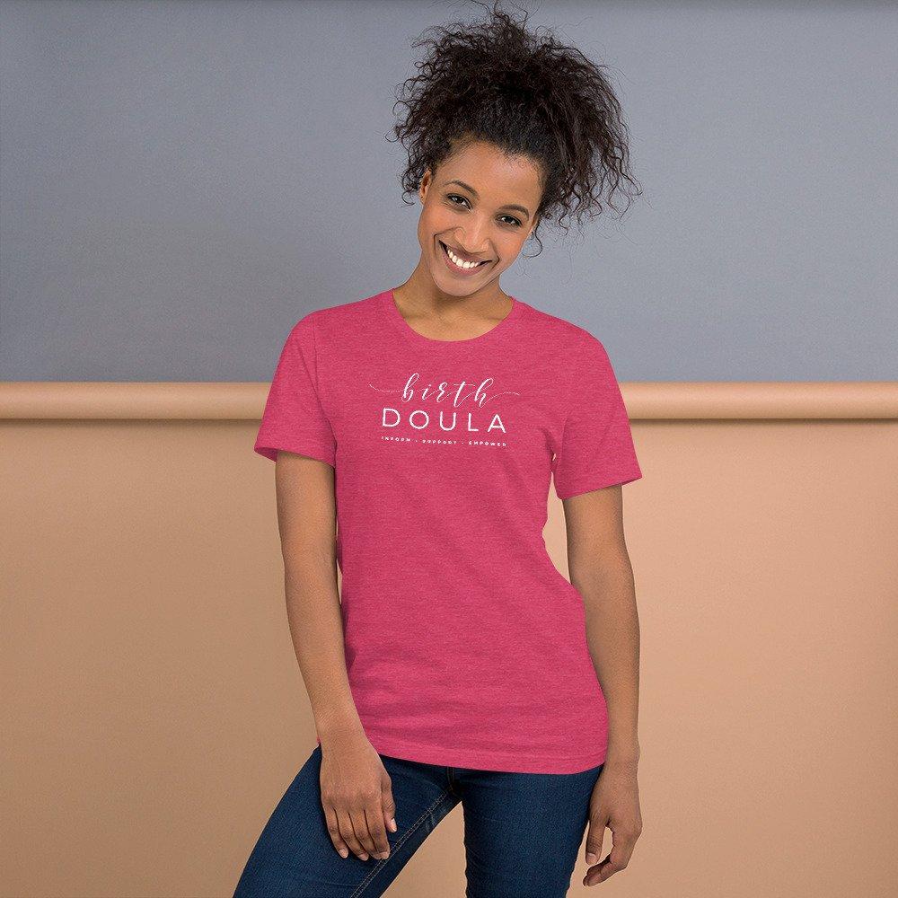 Birth Doula Shirt - Wild World Mama, LLC