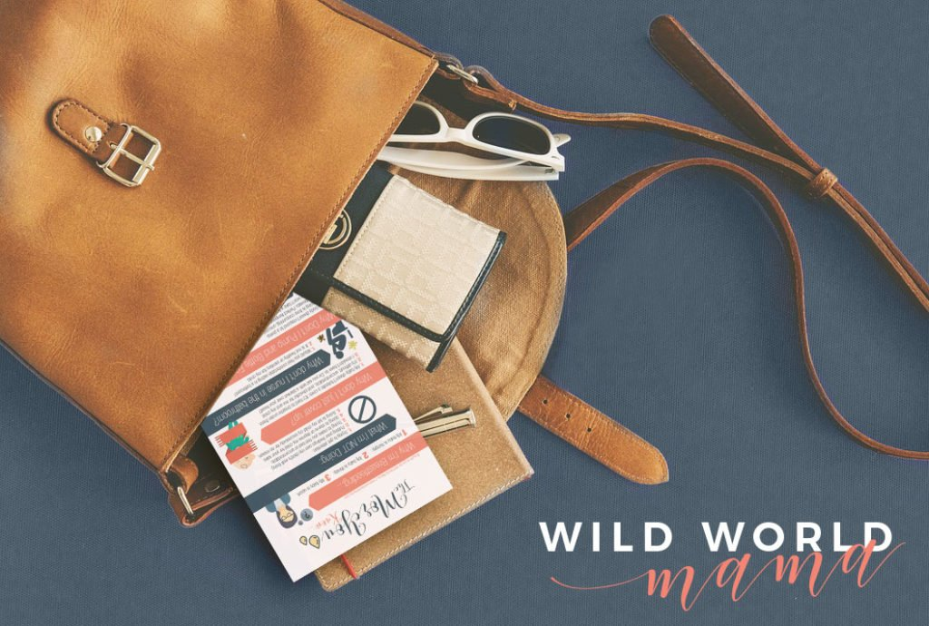 Wild World Mama - Breastfeeding Education Card