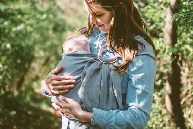 Wild World Mama - babywearing