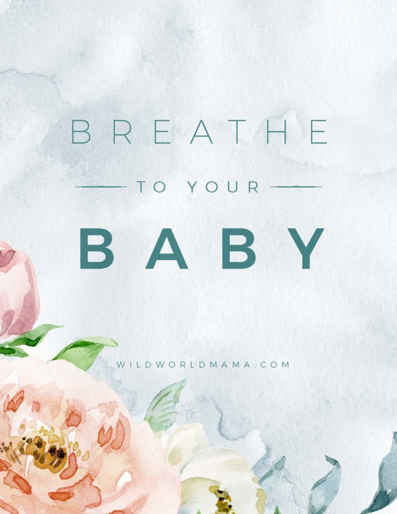 Wild World Mama - Birth Affirmations