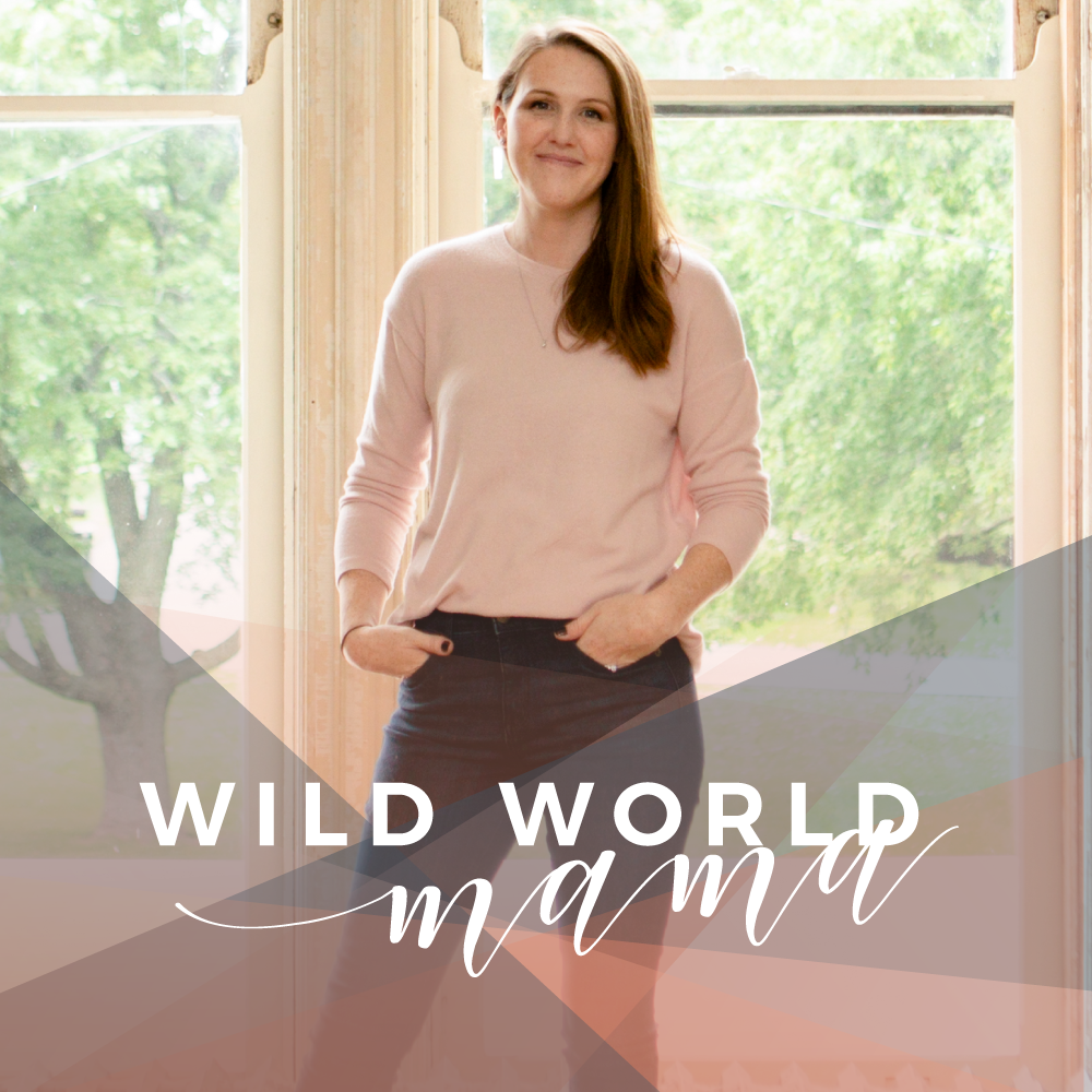 Kristen Mantell Wild World Mama - Design and Websites for Birth Workers